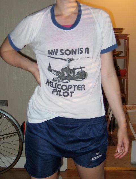 old running shorts